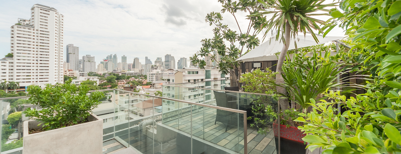 Gioia Slide Roof Top View